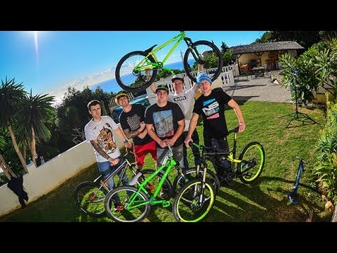 NS Bikes / Octane One Team - Malaga behind the scenes video