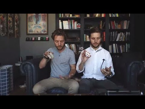 Dan and Dave Interview Cardistry