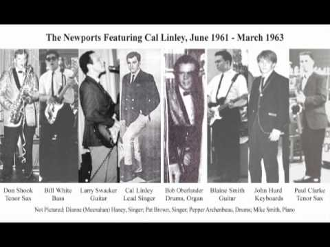 """""""Patricia Brown"""" - Cal Linley and the Newports - 1961"""