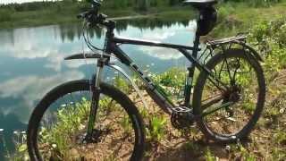 Мой велосипед GT karakoram sport custom(В этом выпуске Алексей расскажет о своем велосипеде. Той сборке, которая его более-менее устраивает. Запись..., 2015-06-29T11:11:24.000Z)