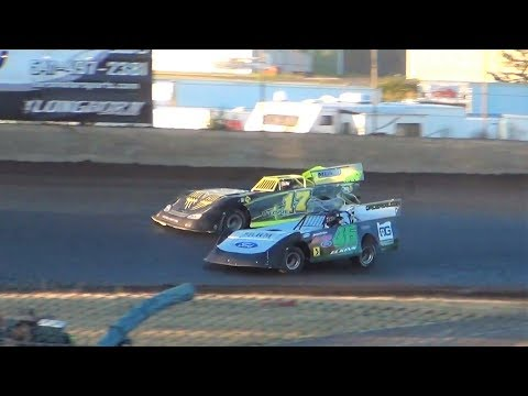 Sportsman & Super Sports Feature Races @ Willamette Speedway 2018