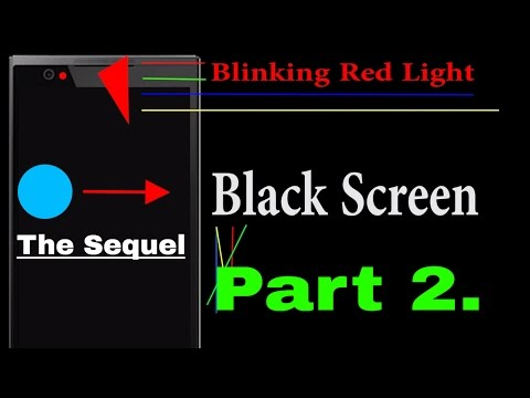 Phone Wont Turn On: Black Screen, Blinking RED Light 2 | Get Fixed