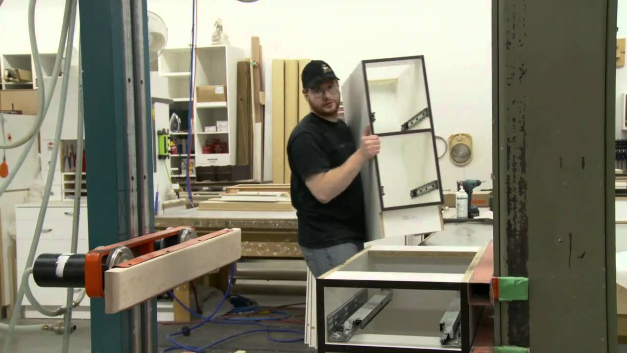 Genial Adora Kitchens Cabinet Manufacturing   YouTube