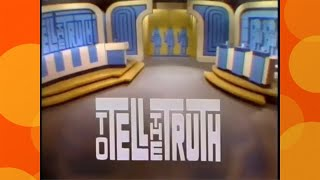 To Tell The Truth (T: May 10, 1977) Panel: Nipsey Russell, Peggy Cass, Bill Cullen, & Kitty Carlisle