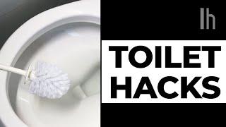 3 Toilet Cleaning Hacks You've Never Heard Of | Lifehacker