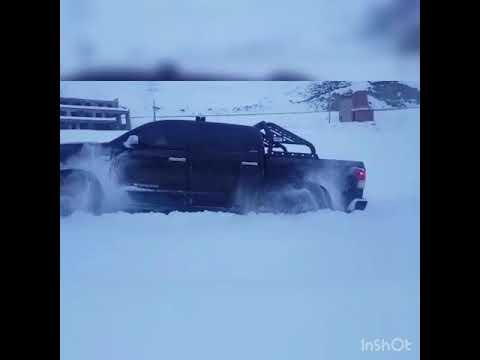 Toyota Tundra мощь