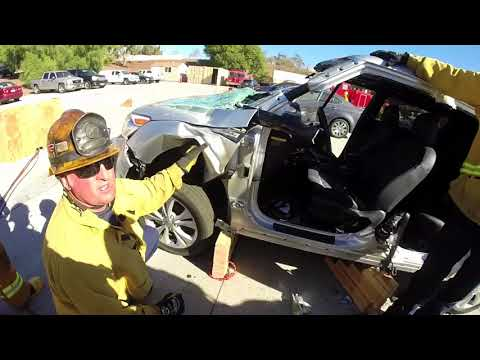 LA County Fire Academy Class 140 - 2014 -