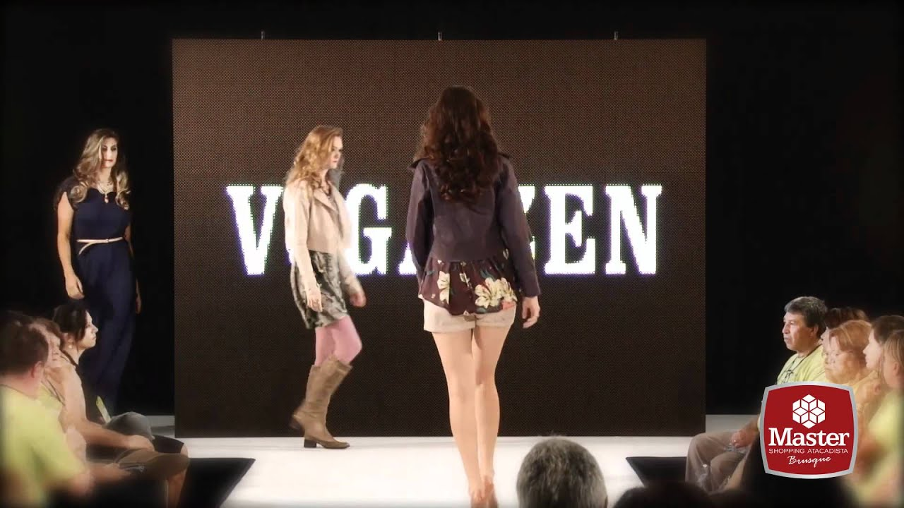Desfile conven o agente de moda master shopping brusque for Master moda