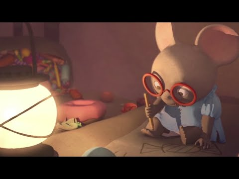 4450 Project Ernest Celestine Youtube