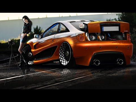 Need For Speed Underground 2 - Toyota Celica GTS - Street-X + U.R.L