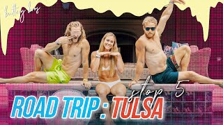 BROOKE WELLS BOAT DAY - Road Trip Stop 5 : TULSA Presented by WHOOP