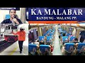 Trip by Train - Pertamax ke Blitar naik MALABAR