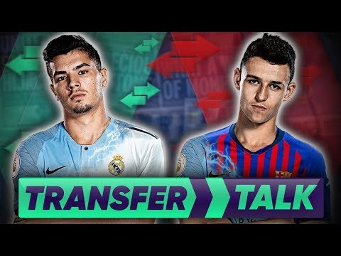 Barcelona & Real Madrid To Raid Manchester City For Wonderkids In January?! | Transfer Talk