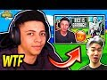 MYTH REACTS TO RICEGUM *EXPOSING* HIM FOR ROASTING!! DISS TRACK?! Fortnite SAVAGE Moments