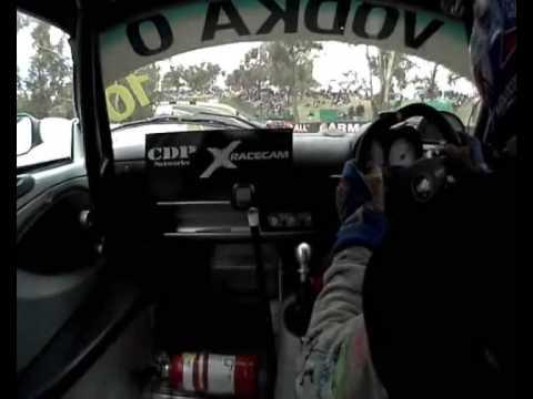 Lotus Exige  S vs Lamborghini Gallardo at Bathurst