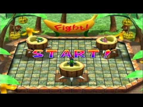 GCN Nostalgia - Mario Party 4:  All 1 vs. 3 Mini-games