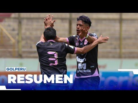 Sport Boys Sport Huancayo Goals And Highlights