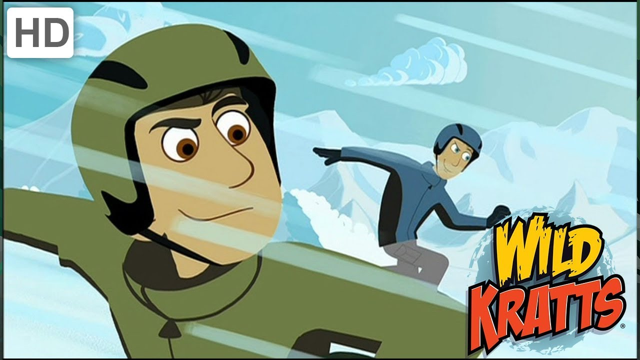 Wild Kratts New Episodes 2020 Wild Kratts   Getting Ready for The New Year in The Wild   YouTube