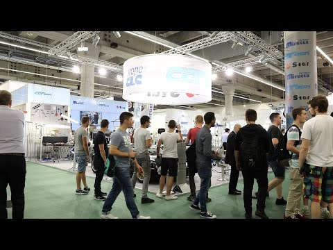 Impressions of Carbon on the Automechanika 2016
