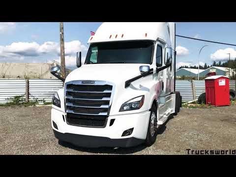 Repeat 2019 White Show Hauler - 45' Freightliner Cascadia