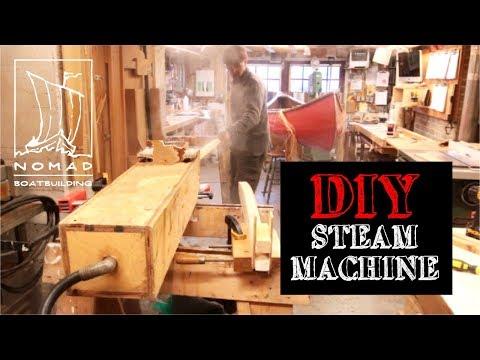 ⚓️NOMAD - DIY STEAM GENERATOR