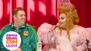 Partners in Drag with Ginger Minj, Chad Michaels, and Dusty Ray Bottoms at RuPaul