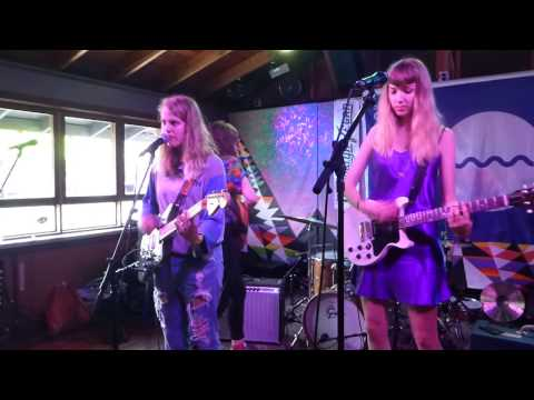 Marika Hackman & The Big Moon - Time's Been Reckless (SXSW 2017) HD