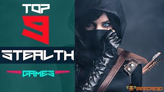 ▋TOP 9 STEALTH GAMES 2015 2016 ▋ANDROID IOS ▋
