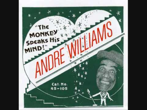 """Andre Williams - """"The Monkey Speaks His Mind"""""""