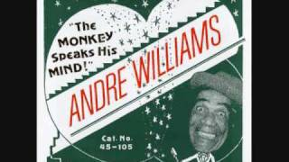 "Andre Williams - ""The Monkey Speaks His Mind"""