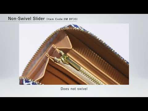 YKK® Non Swivel Slider (Item Code: 3M DF33)