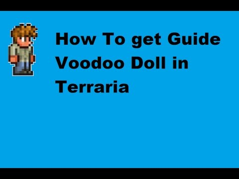 How To Get Guide Voodoo Doll In Terraria (Epic Fail)