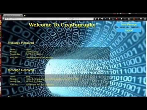 Applied Cryptography Project -2