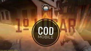 Modo armas aleatórias - Cod Mobile!