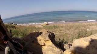 Подводная охота в Каспийском море, лето 2014 год(, 2015-03-08T09:55:56.000Z)
