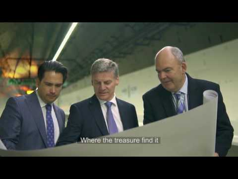 NZ National Party 2017 Campaign Ad (The Spinoff Remix)