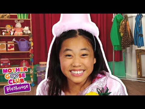 princess-hats-+-more- -mother-goose-club-playhouse-songs-&-rhymes