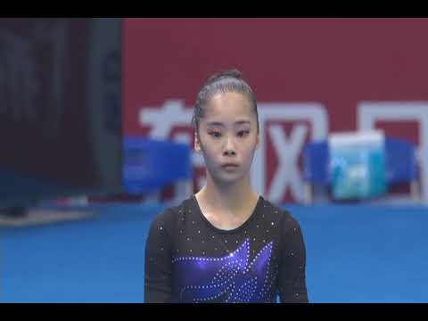 Women's Qualification Sub 2 @ 2017 China National Games