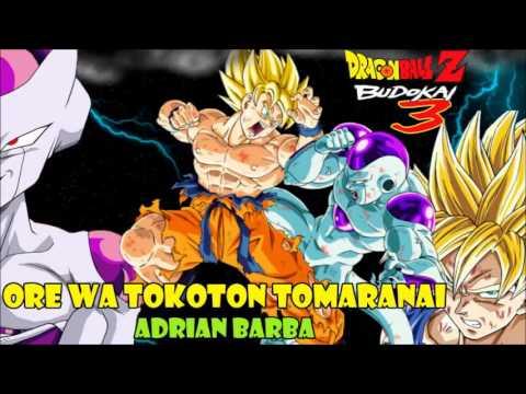 Ore Wa Tokoton Tomaranai (Dragon Ball Z Budokai 3 opening) cover latino by Adrian Barba