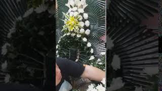 추병원장례식장 특1호실 근조3단, 근조바구니 제작 배송…