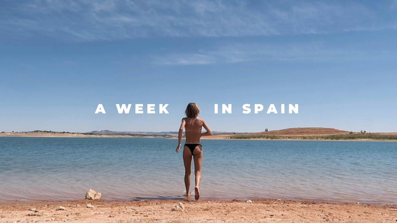 Vlog | A Week in Spain