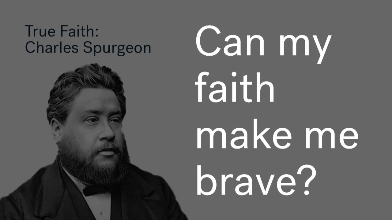 True Faith Wk6: Charles Spurgeon Cover Image