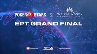 Wielki Finał EPT 2016 – Turniej Główny – dzień 2. (odkryte karty)