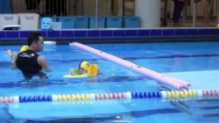 Swimming lesson No. 7 part 3