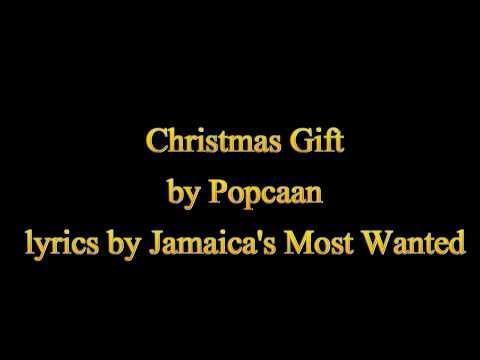 Christmas Gift - Popcaan (Lyrics)