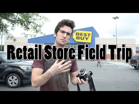 """Should You Shop """"In-Store"""" For Computers and Accessories?"""