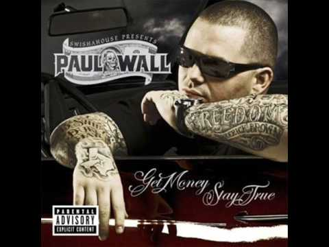 "Paul Wall "" Reppin' Texas ""  Ft. C.Stone & Trae"