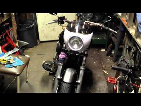 Harley Davidson FXDP FAIRING 5