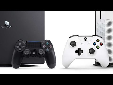 Sony Snaps Up All Best PS4 3rd Party Deals | Phil Spencer Claims Scorpio Gets Better 3rd Party Games
