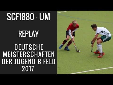 SCF1880 - UM Replay | Deutsche Meisterschaften der Jugend B Feld 2017